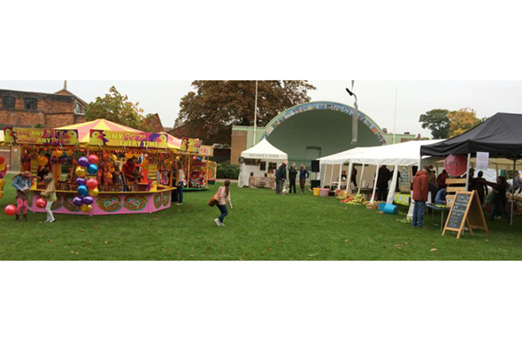Trowbridge Apple Festival in the Town Park